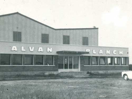 Alvan Blanch Factory 70s
