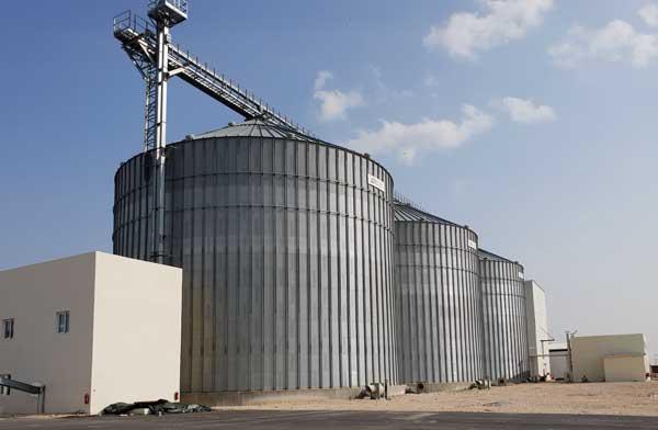 Alvan Blanch Flaking System Qatar