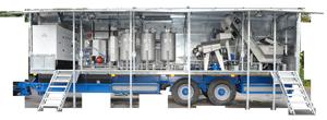 Alvan Blanch Mobile Fruit Processing System