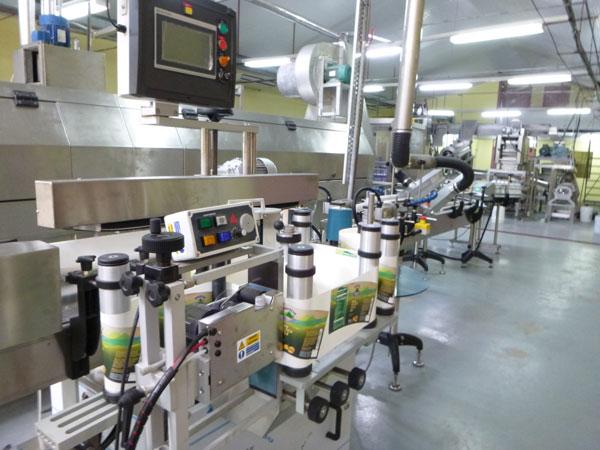 Alvan Blanch Multi Juice Bottling Plant