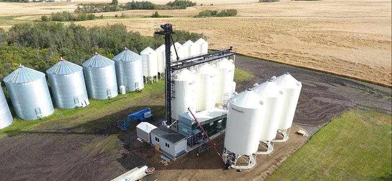 Alvan Blanch Barley Grass Drier