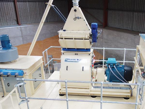Alvan Blanch L650 900 Hammermill