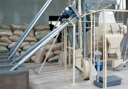 Alvan Blanch Supervac Hammermill Nigeria