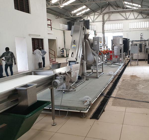 CDA Mango Processing Alvan Blanch Kenya 2
