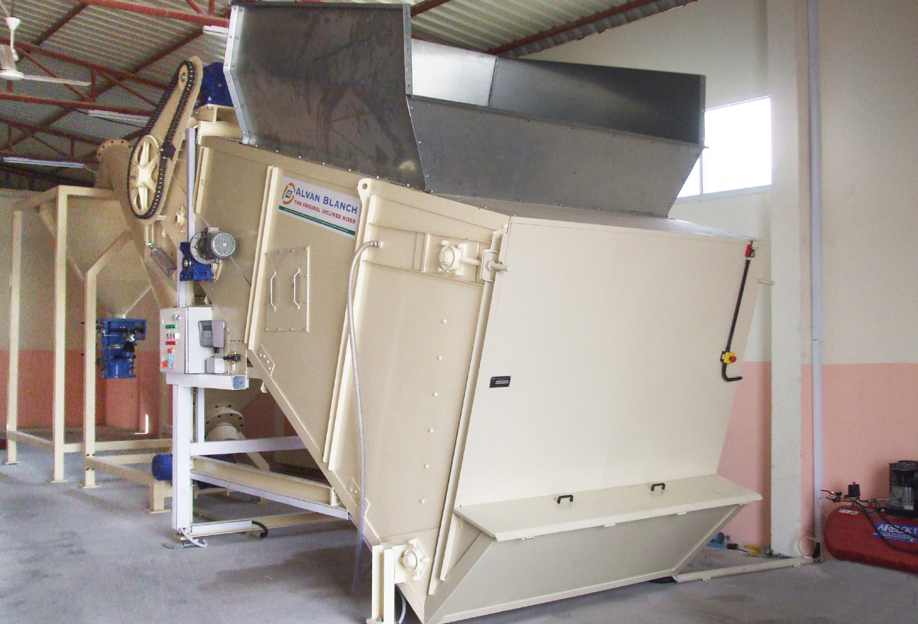 Alvan Blanch Blending System for Animal Feed UAE Page 1 Image 0001