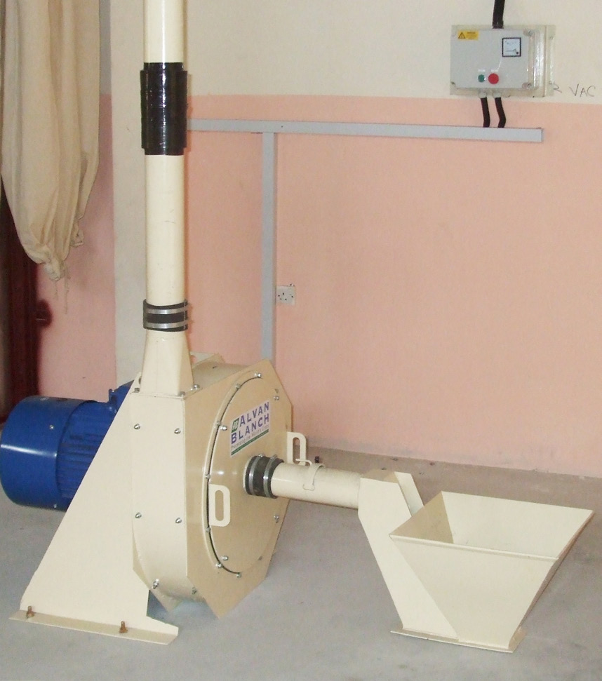 Alvan Blanch Blending System for Animal Feed UAE Page 1 Image 0007