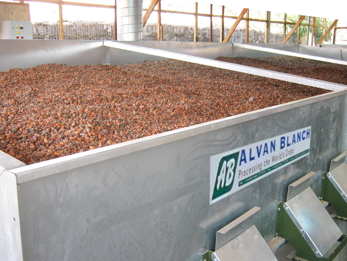 Alvan Blanch Cocoa Drying System Kenema Sierra Leone Page 2 Image 0002