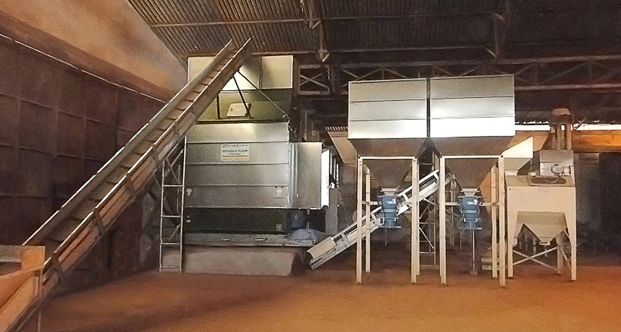 Alvan Blanch Cocoa Drying and Cleaning System Guinea Page 1 Image 0001