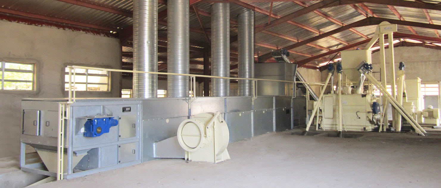 Alvan Blanch Feed Mill With Steam Extrusion – For Fish Feed Nigeria Page 1 Image 0001