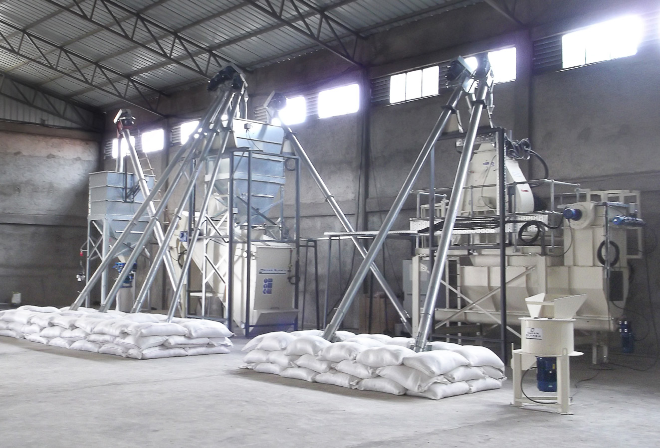 Alvan Blanch Feed Mill with Automated Ration Poutry Mash Ethiopia Page 1 Image 0002