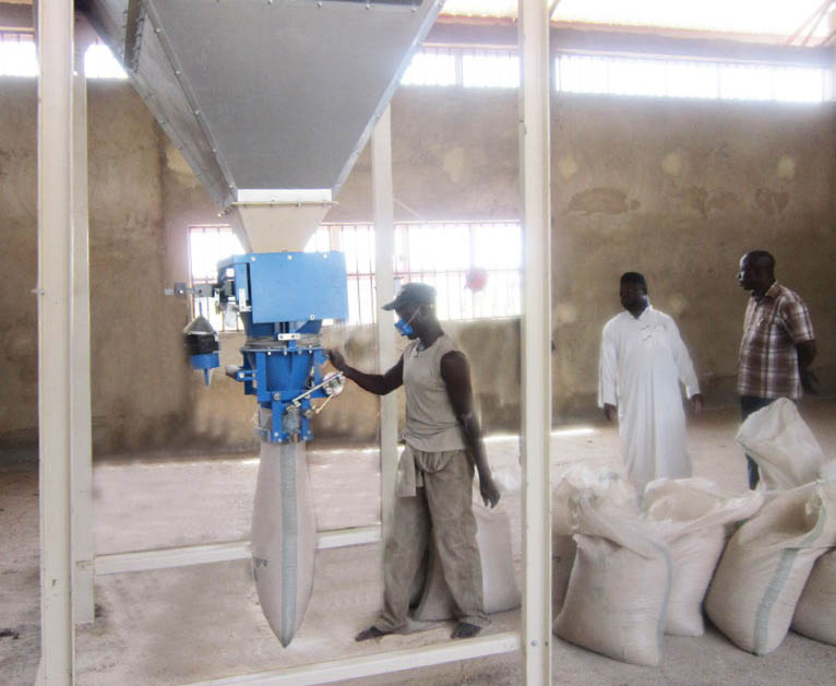 Alvan Blanch Feedmill With Automated Ration Systems Nigeria Page 2 Image 0002