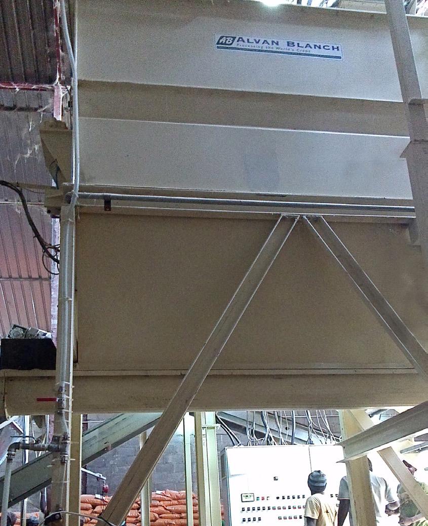 Alvan Blanch Feedmill with Pelleting System Nazawara State Nigeria Page 1 Image 0002