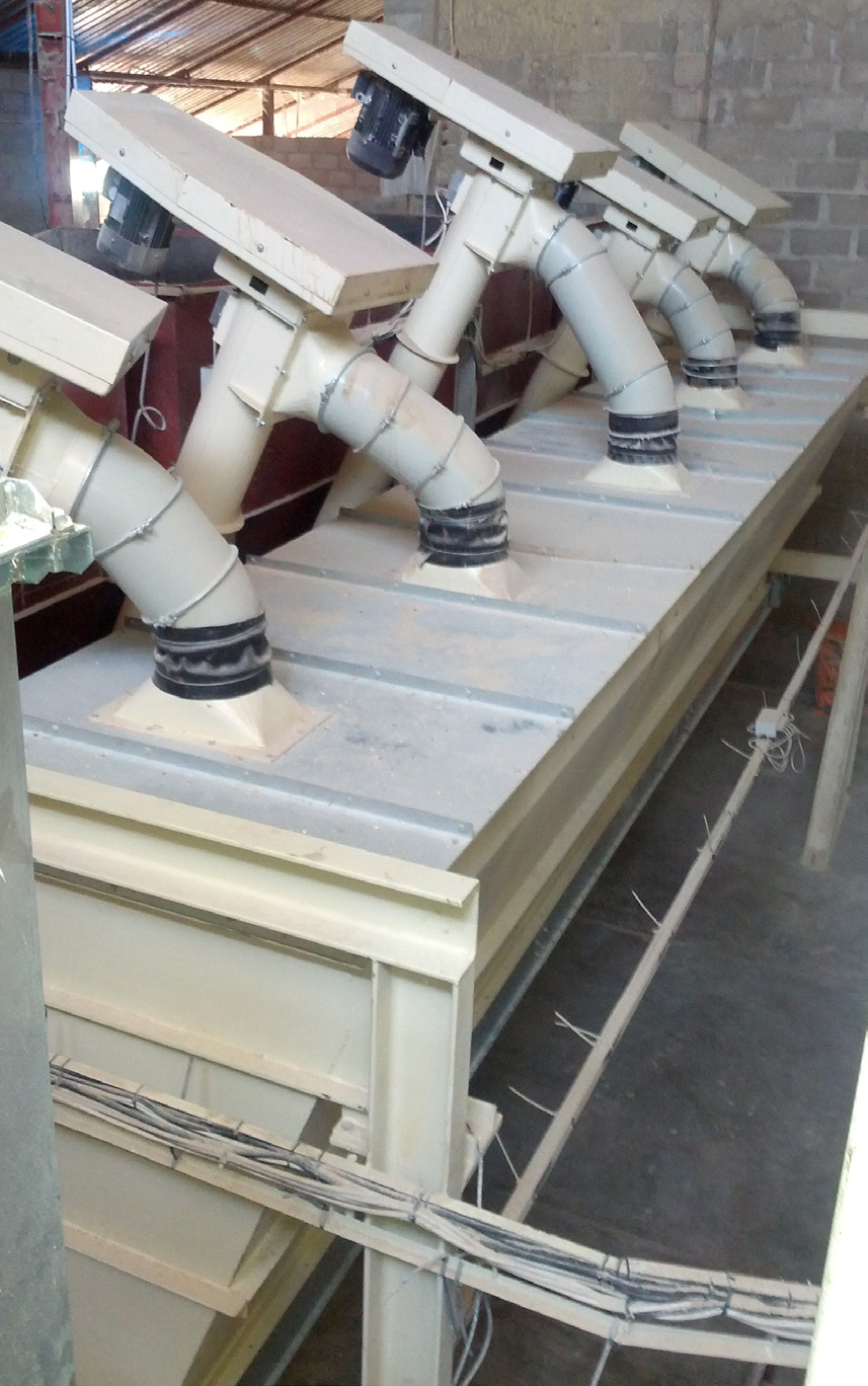 Alvan Blanch Feedmill with Pelleting System Nazawara State Nigeria Page 1 Image 0003