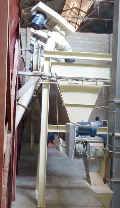 Alvan Blanch Feedmill with Pelleting System Nazawara State Nigeria Page 1 Image 0004