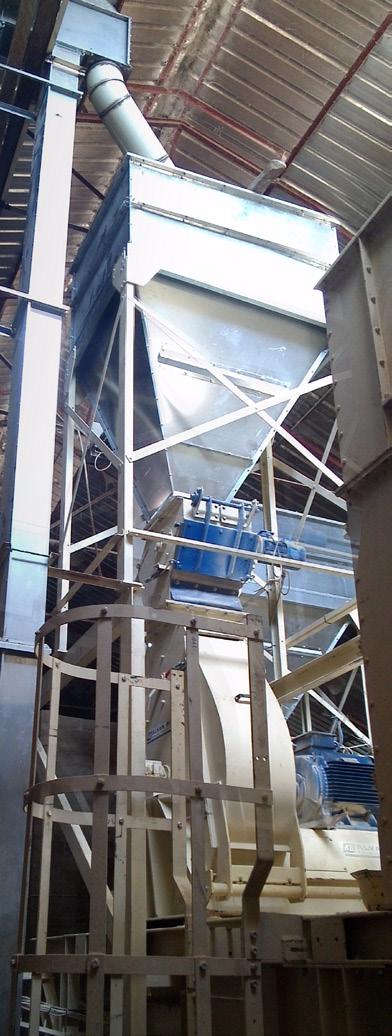 Alvan Blanch Feedmill with Pelleting System Nazawara State Nigeria Page 1 Image 0005