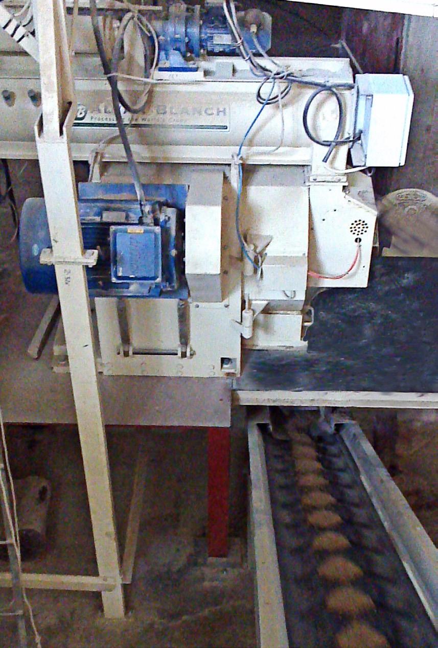 Alvan Blanch Feedmill with Pelleting System Nazawara State Nigeria Page 2 Image 0001
