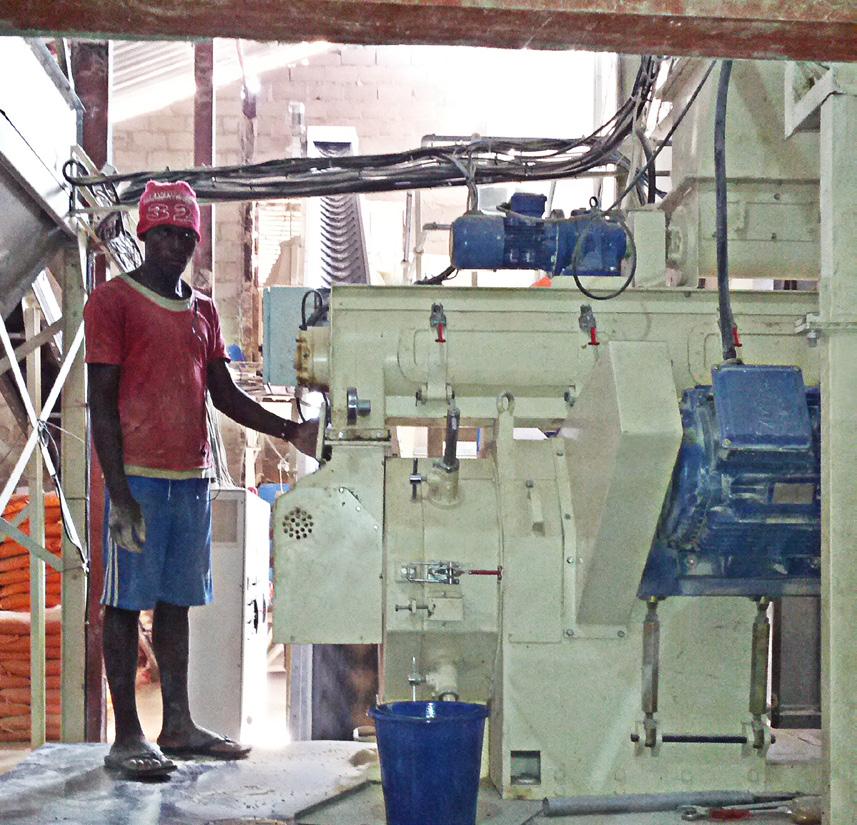 Alvan Blanch Feedmill with Pelleting System Nazawara State Nigeria Page 2 Image 0002