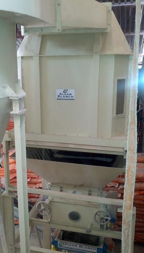 Alvan Blanch Feedmill with Pelleting System Nazawara State Nigeria Page 2 Image 0005