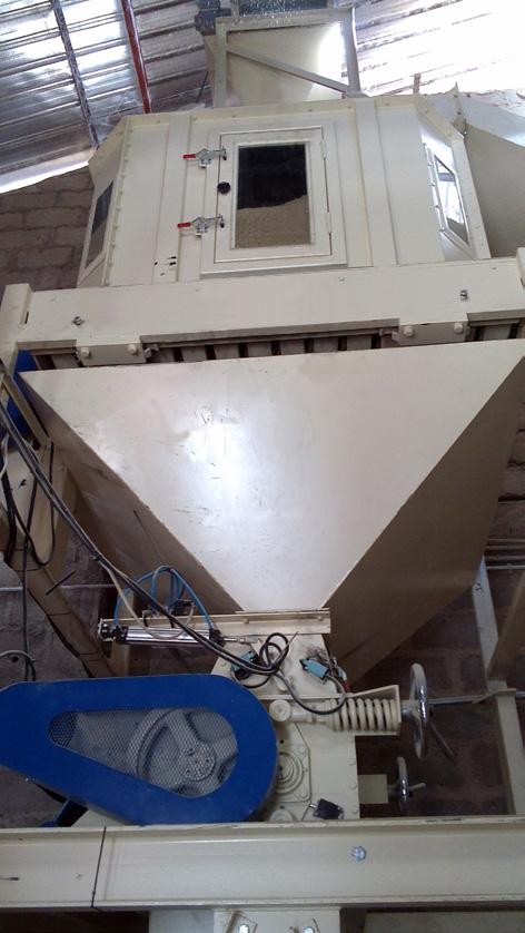 Alvan Blanch Feedmill with Pelleting System Nazawara State Nigeria Page 2 Image 0006
