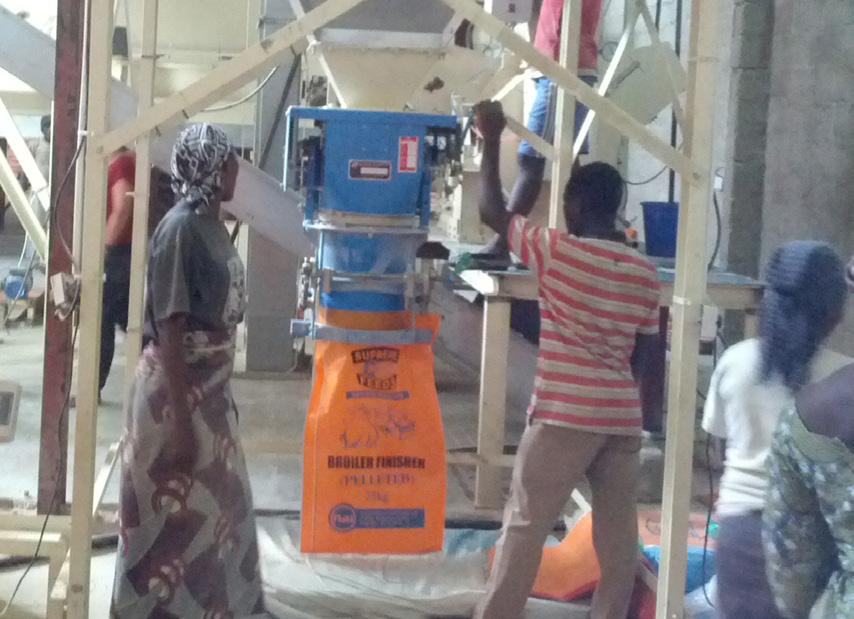 Alvan Blanch Feedmill with Pelleting System Nazawara State Nigeria Page 2 Image 0007
