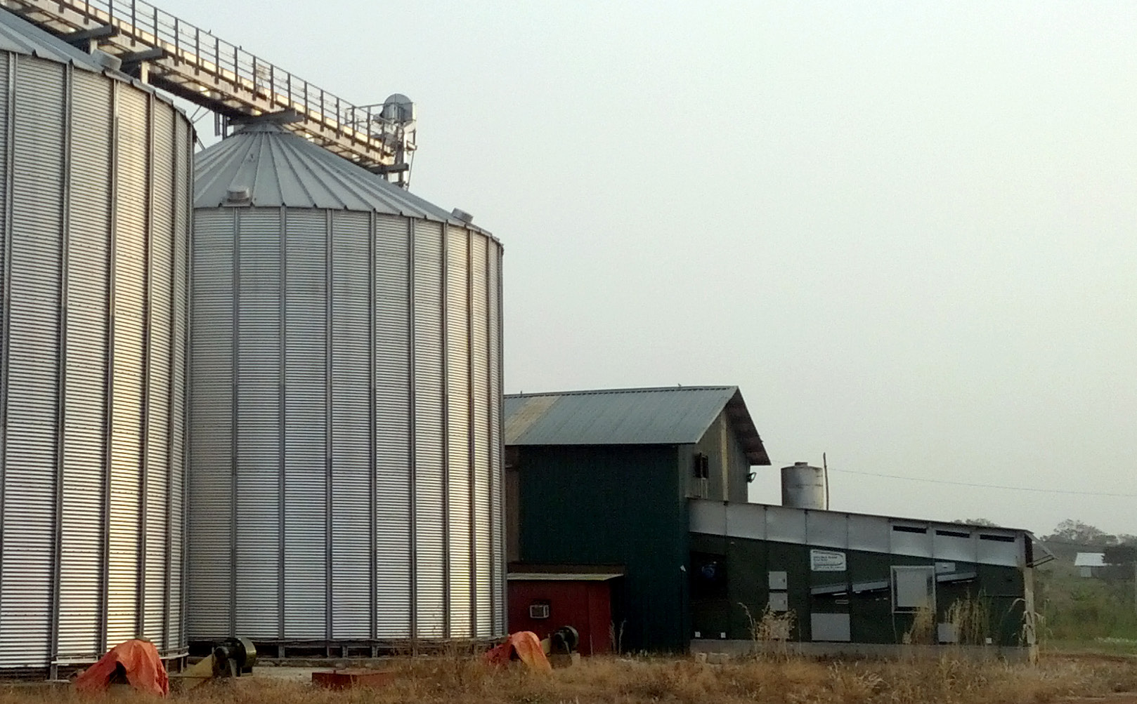 Alvan Blanch Grain Cleaning Drying and Bulk Storage Ilorin Nigeria Page 2 Image 0002