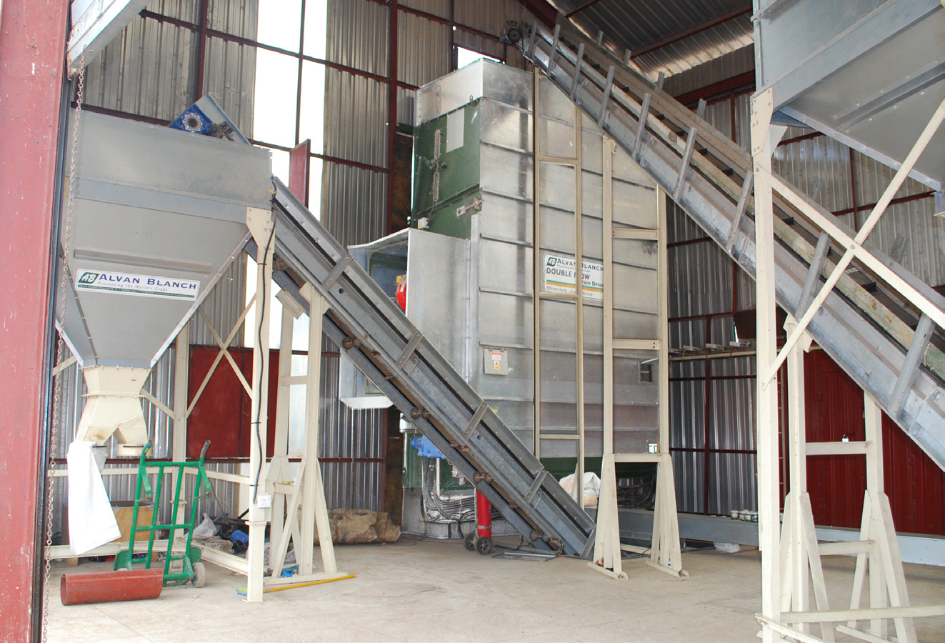 Alvan Blanch Grain Cleaning Drying and Bulk Storage Ilorin Nigeria Page 2 Image 0003