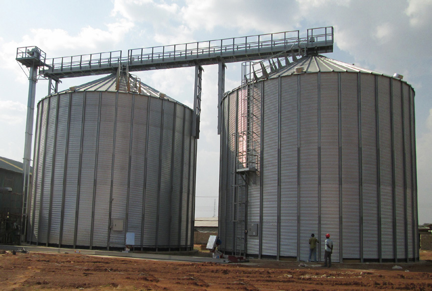 Alvan Blanch Grain Cleaning Drying and Bulk Storage Ilorin Nigeria Page 2 Image 0007