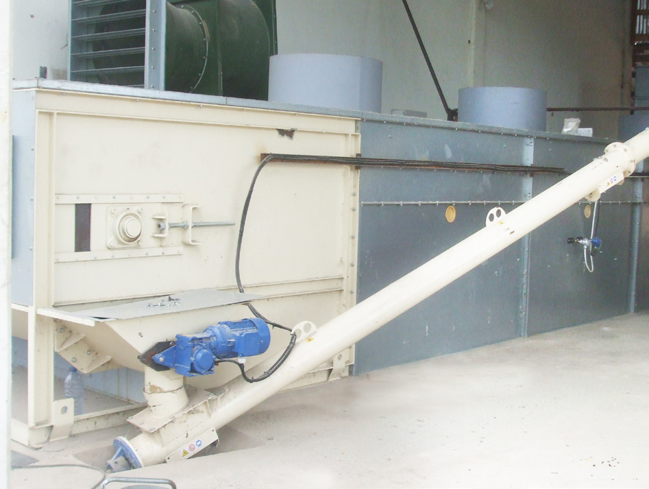 Alvan Blanch Maize Drying and Cleaning System Agogo Ghana Page 1 Image 0001