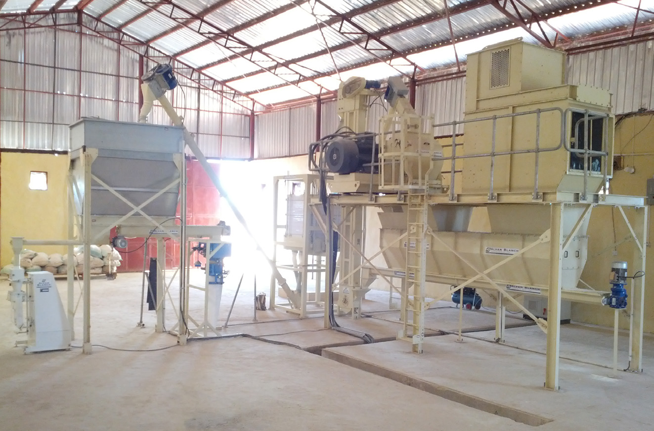Alvan Blanch Maize and Cassava Flour Milling System Benue State Nigeria Page 2 Image 0004