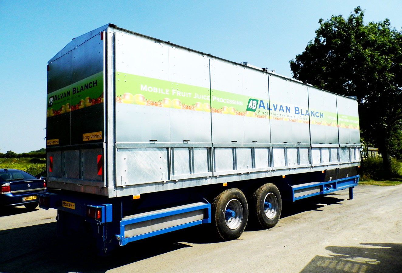 Alvan Blanch Mobile Fruit Juice Processing System Nigeria Page 1 Image 0003