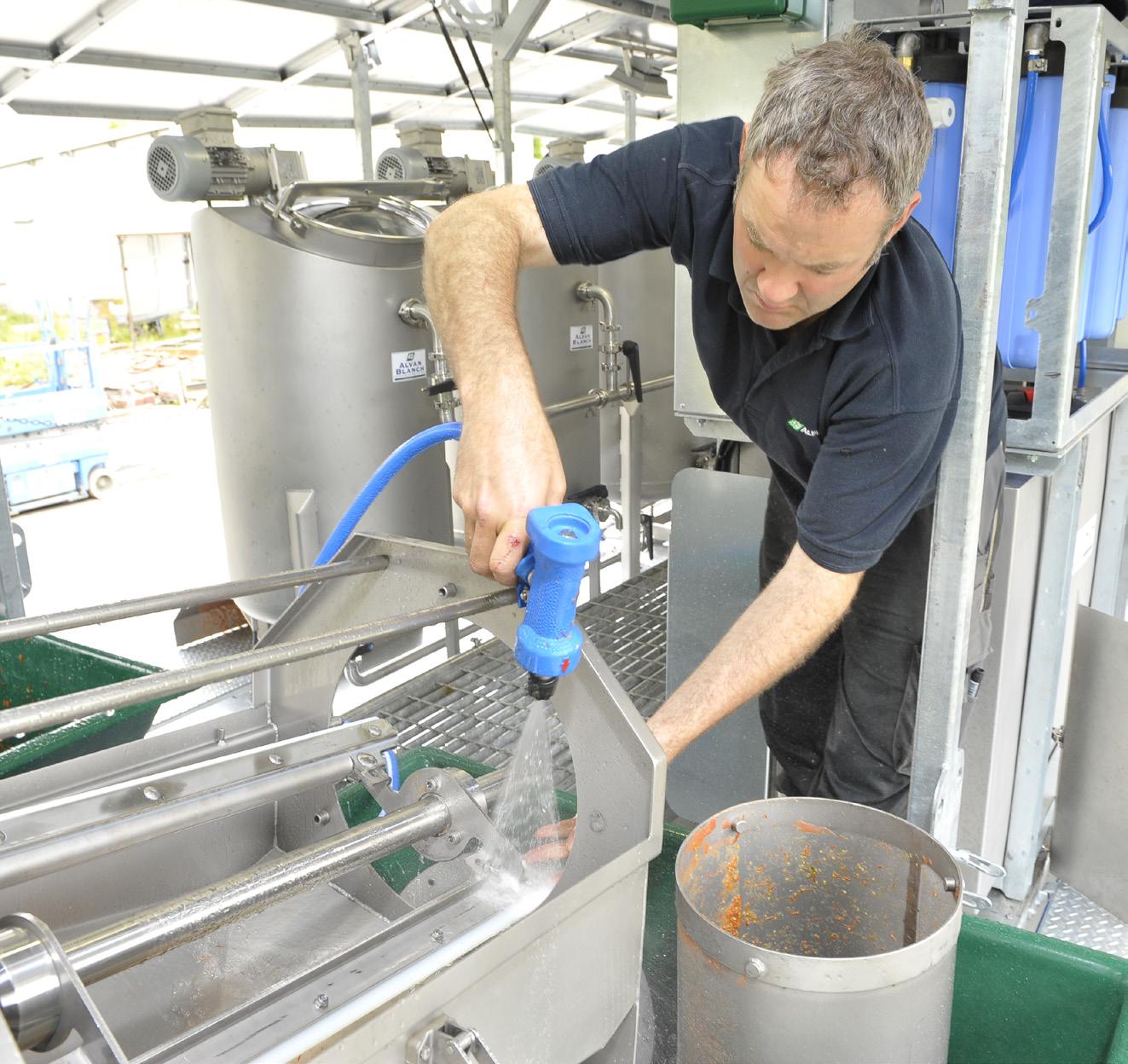 Alvan Blanch Mobile Fruit Juice Processing System Nigeria Page 2 Image 0005