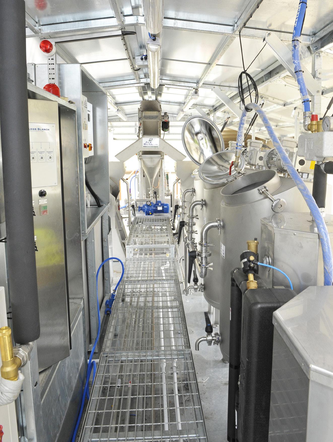 Alvan Blanch Mobile Fruit Juice Processing System Nigeria Page 3 Image 0006