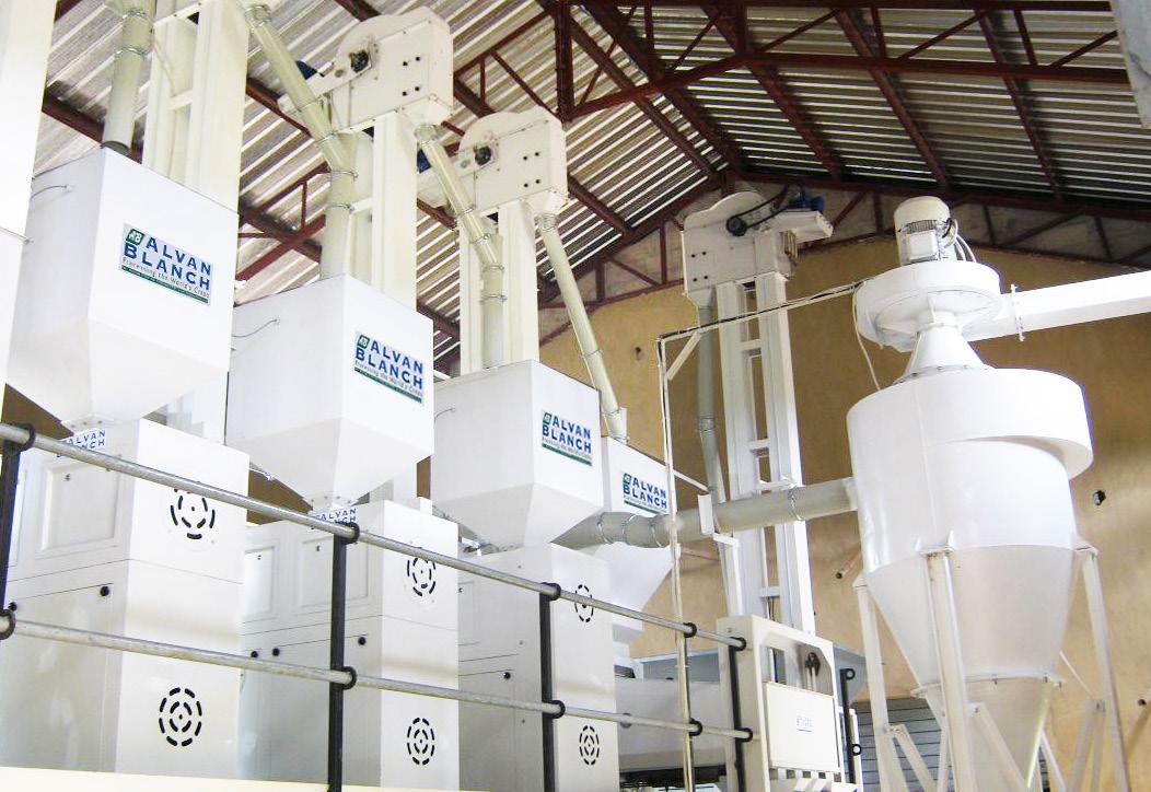 Alvan Blanch Rice Milling System Abakaliki Nigeria Page 1 Image 0002