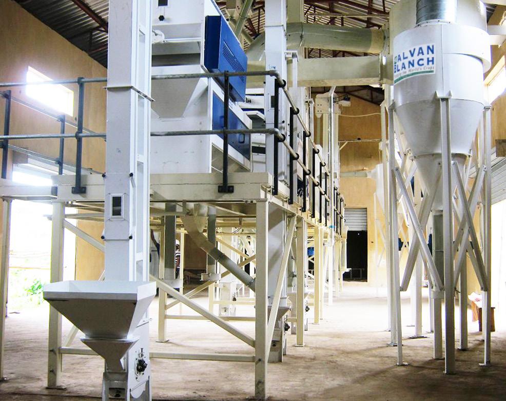 Alvan Blanch Rice Milling System Abakaliki Nigeria Page 1 Image 0003