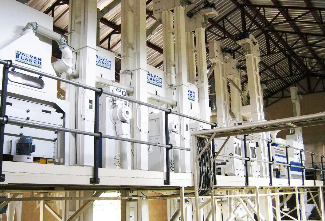 Alvan Blanch Rice Milling System Abakaliki Nigeria Page 1 Image 0004