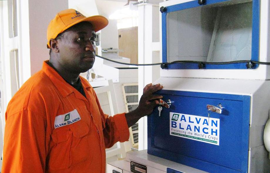 Alvan Blanch Rice Milling System Abakaliki Nigeria Page 1 Image 0006
