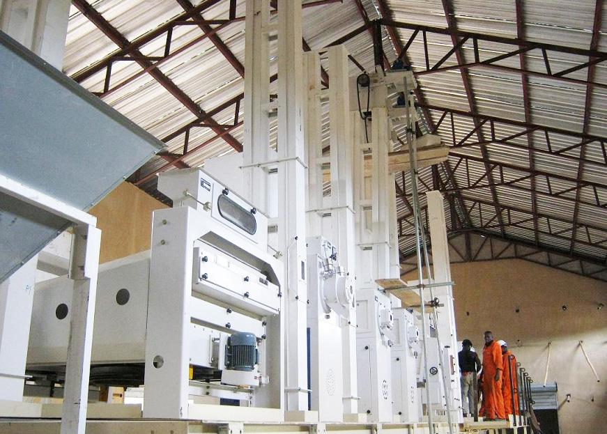Alvan Blanch Rice Milling System Abakaliki Nigeria Page 2 Image 0001