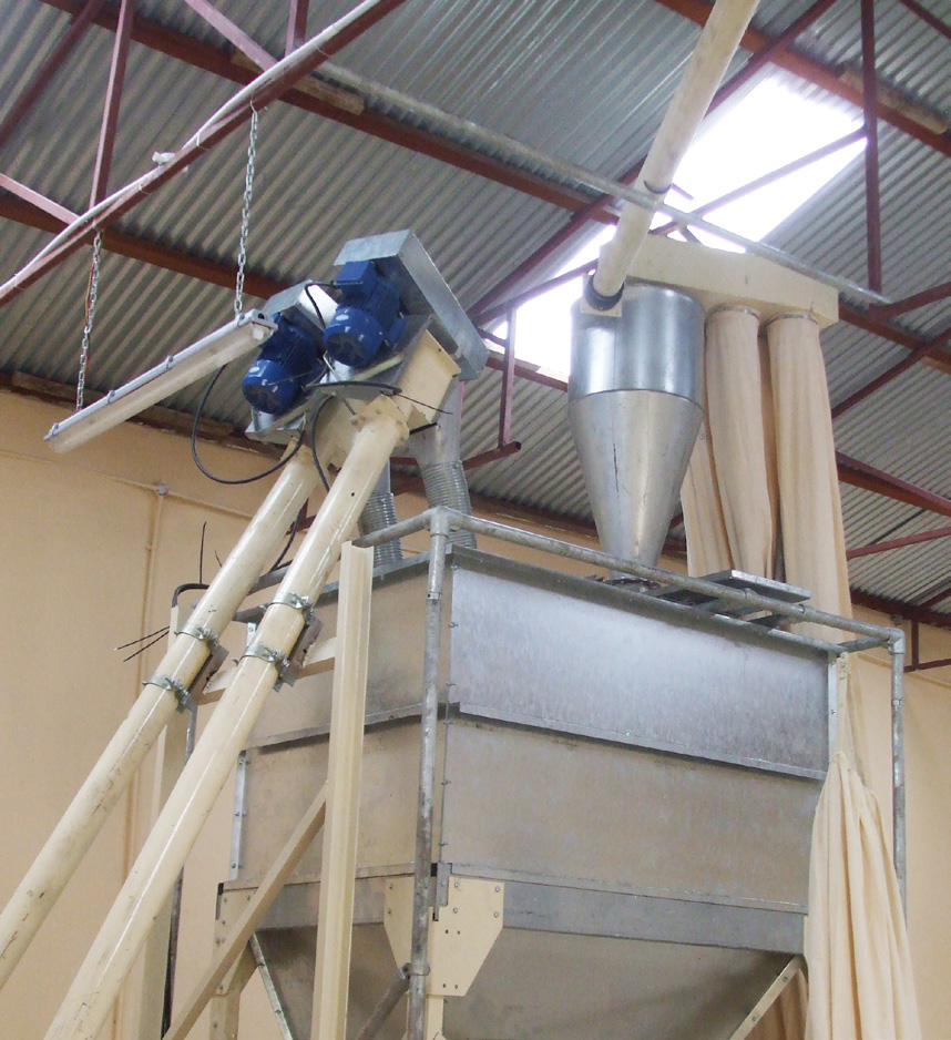Alvan Blanch Small Feedmill With Automated Ration Compilation Gambia Page 1 Image 0002