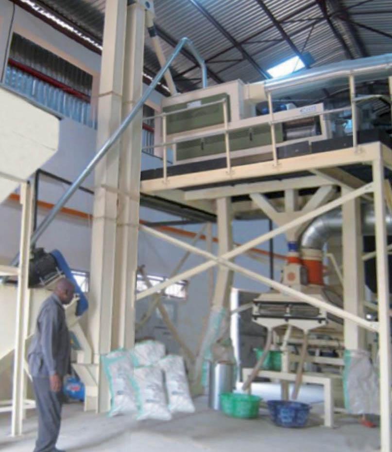 Alvan Blanch Sorghum Cleaning Destoning System Nigeria Page 1 Image 0002