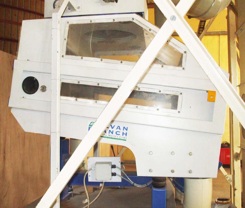 Alvan Blanch Sorghum Cleaning Destoning System Nigeria Page 1 Image 0003