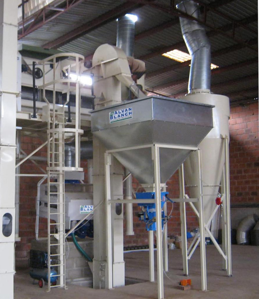 Alvan Blanch Sorghum Cleaning Destoning System Nigeria Page 1 Image 0004