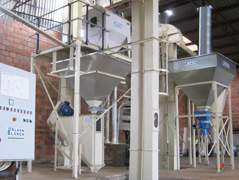 Alvan Blanch Sorghum Cleaning Destoning System Nigeria Page 2 Image 0001