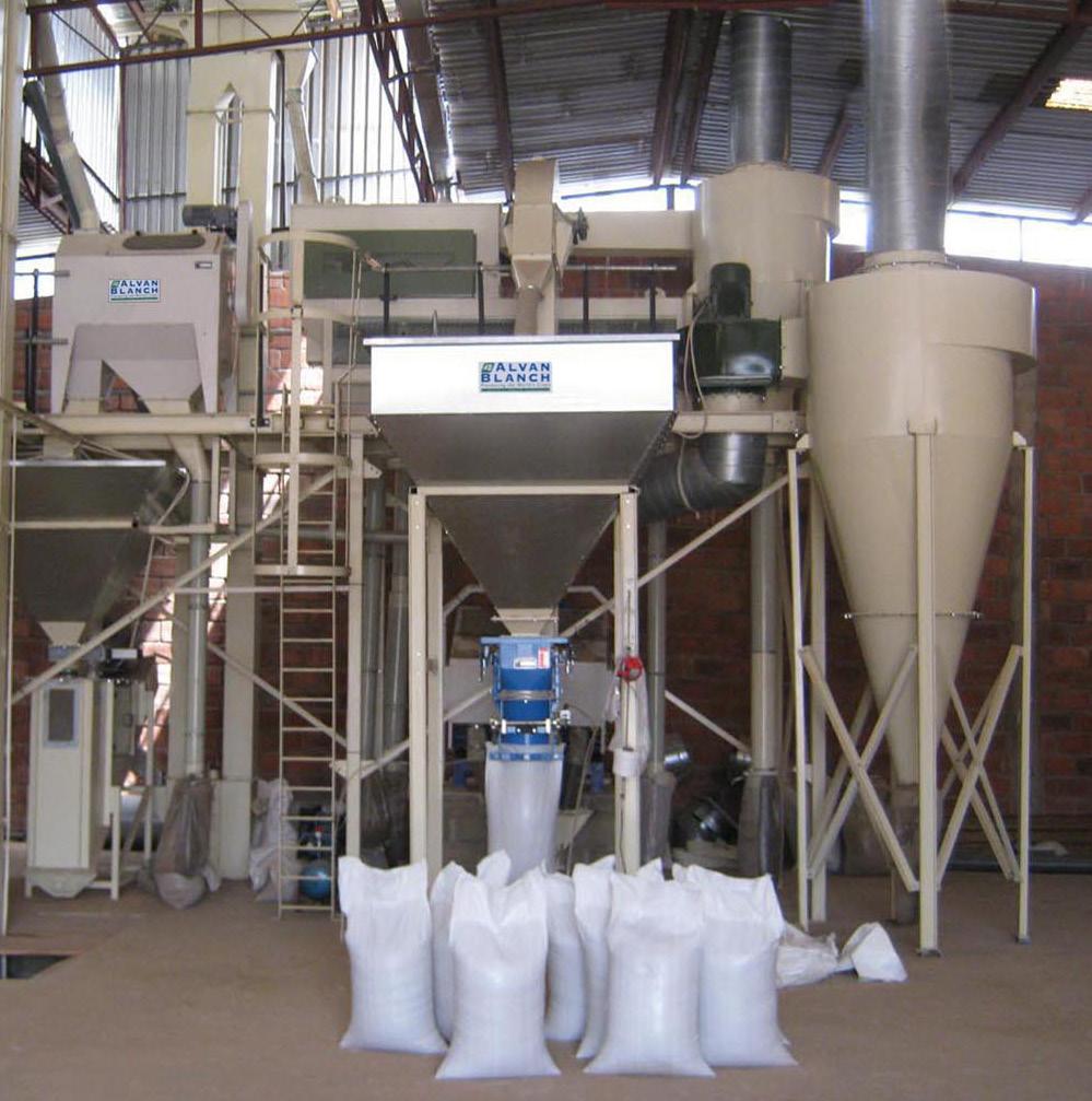 Alvan Blanch Sorghum Cleaning Destoning System Nigeria Page 2 Image 0002