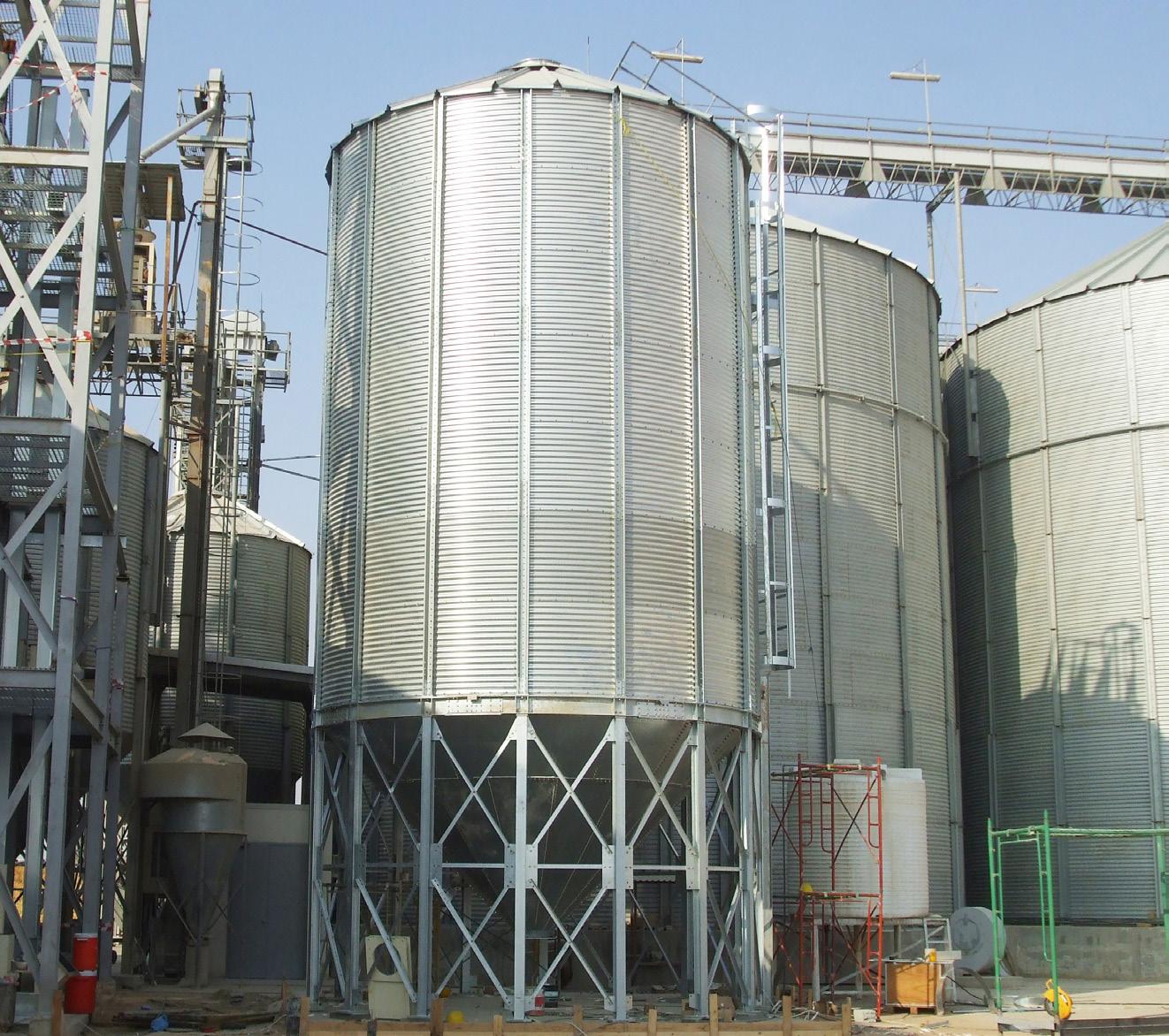 Alvan Blanch Steam Flaking Factory Al Safi Saudi Arabia Page 1 Image 0001