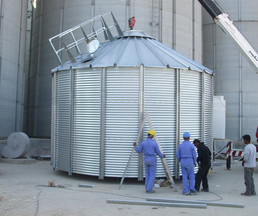 Alvan Blanch Steam Flaking Factory Al Safi Saudi Arabia Page 1 Image 0003