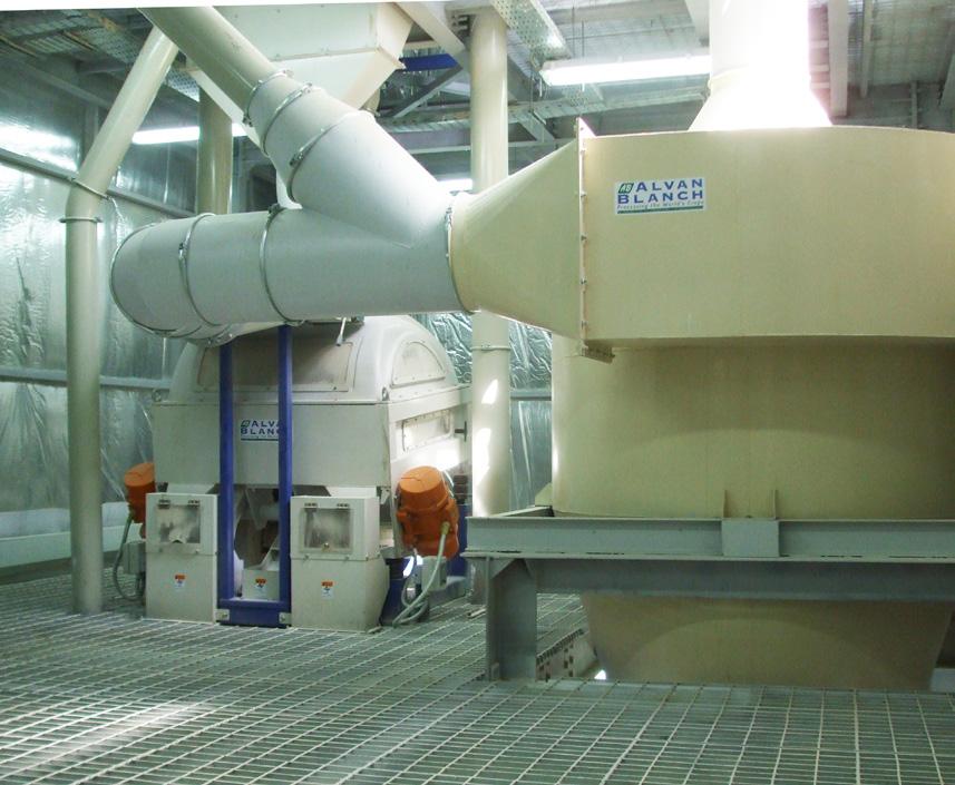 Alvan Blanch Steam Flaking Factory Al Safi Saudi Arabia Page 2 Image 0002
