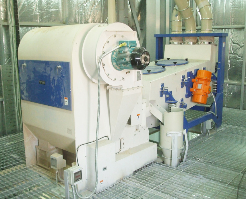 Alvan Blanch Steam Flaking Factory Al Safi Saudi Arabia Page 2 Image 0004