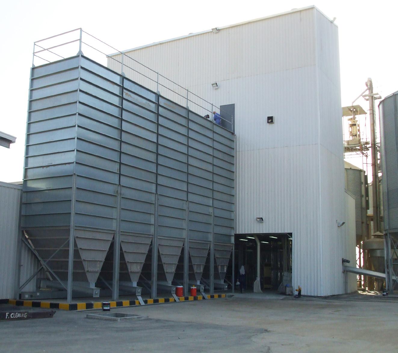 Alvan Blanch Steam Flaking Factory Al Safi Saudi Arabia Page 4 Image 0001