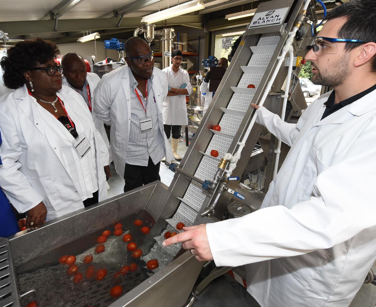 Alvan Blanch Tomato Paste Processing System Nigeria Page 1 Image 0001