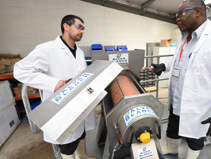 Alvan Blanch Tomato Paste Processing System Nigeria Page 2 Image 0004